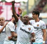 Burnley 1 West Ham 2: Ayew completes comeback as Hammers end season on a high note