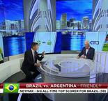 The XTRA: Looking Ahead to Brazil vs. Argentina
