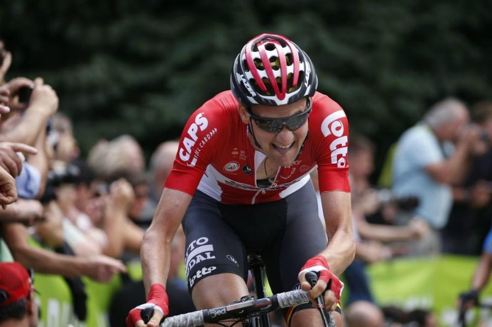 GP de Wallonie: Wellens intouchable