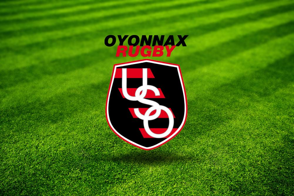 Oyonnax: Robson forfait, Fabbri titulaire à Toulouse