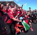 All New Parc Ferme Area in WorldSBK