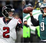 Falcons @ Eagles: NFL Divisional Playoffs Preview
