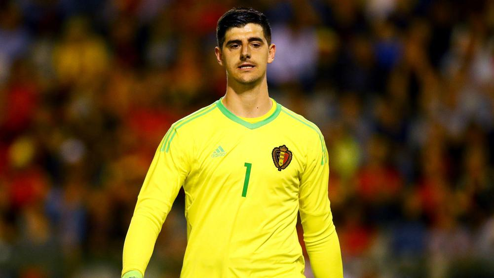 Courtois agent reveals Madrid meetings