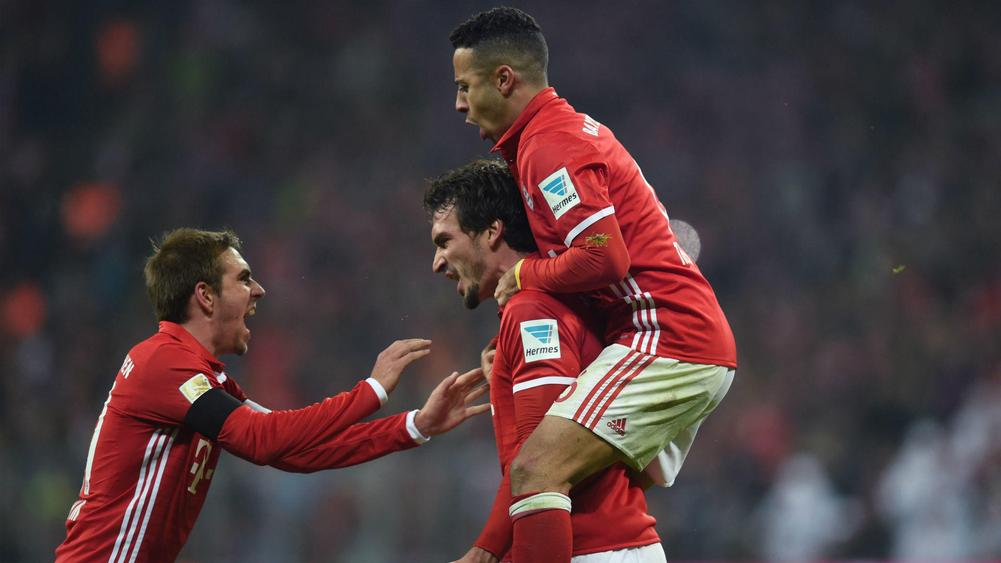 Bayern Munich return to winning ways by beating Bayer Leverkusen