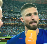 Olivier Giroud post match interview
