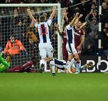 Controversial Rodriguez goal snatches draw
