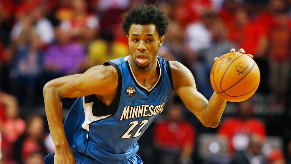 Andrew Wiggins 'Definitely' Wants to Stay with Timberwolves Amid Contract Talks