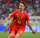 Januzaj Strike Seals Group G For Belgium