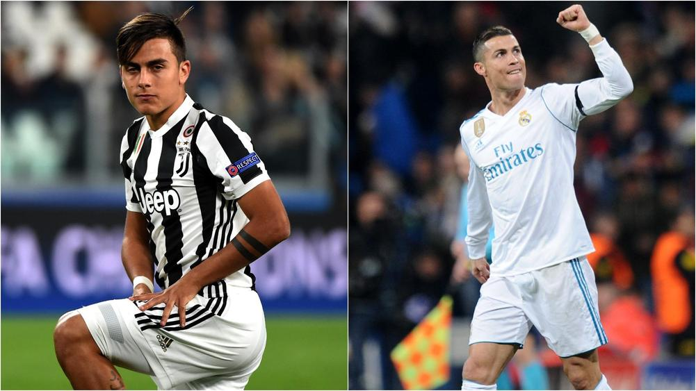 Dybala v Ronaldo: Juventus and Real Madrid stars hitting top form at the right time