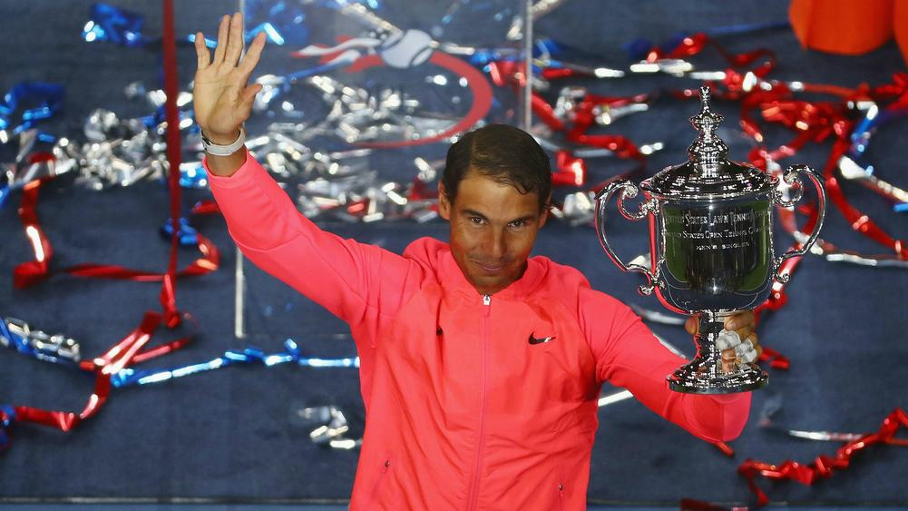 US Open: Hunger and passion sees Rafael Nadal's appetite continue unabated