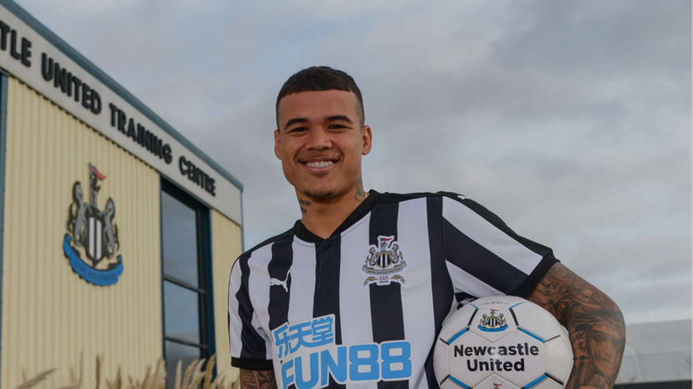 Newcastle sign Kenedy on loan from Chelsea