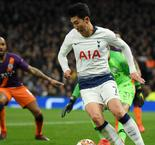 Tottenham 1 Manchester City 0: Ederson's doorman act falters at Son's house