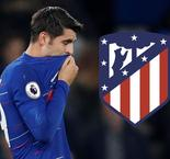 Report: Atletico Madrid Pursuing Morata Loan Deal