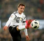Wagner, Can and Gotze Left Out of Germany's World Cup Squad
