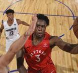 NBA - Summer League : Denver impuissant contre les Raptors