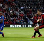 Bournemouth dominates in goalless draw