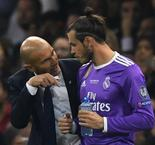Zidane: Bale staying 'not a problem' for Real Madrid