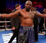 Whyte stops Chisora in style to settle heavyweight rivalry
