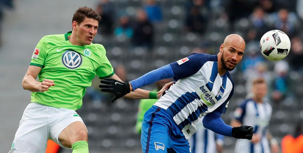 Wolfsburg signs US defender John Brooks from Hertha Berlin