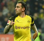 Alcacer strikes again as Dortmund goes nine clear