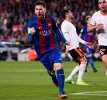 'The best player in history' – Pique still mesmerised by Messi
