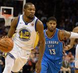 Durant, George et Paul prolongent