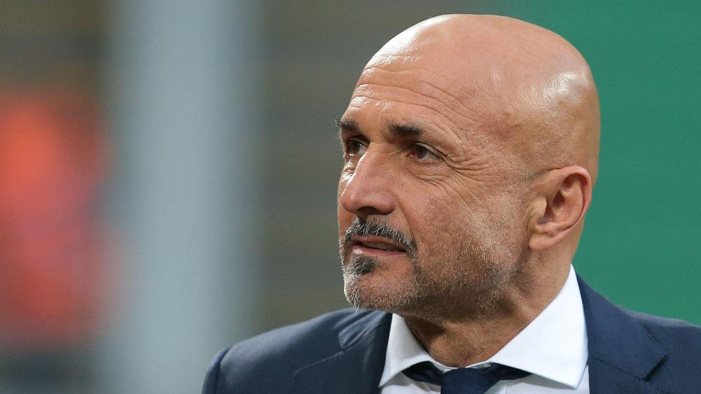 Inter Milan coach Luciano Spalletti issues top 4 rallying cry
