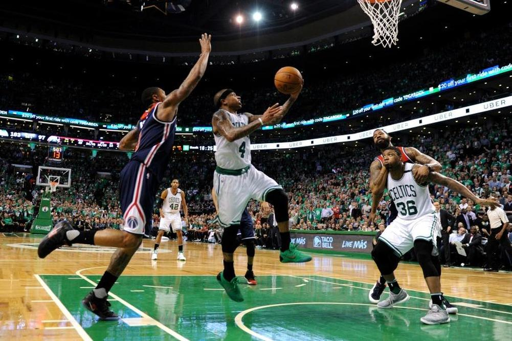 NBA-Play-offs : Cleveland écoeure d'entrée Boston
