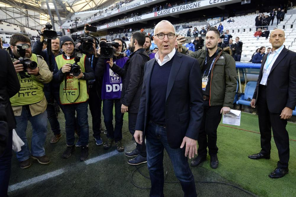 L1 - OM : Frank McCourt justifie le comportement du club sur le Mercato