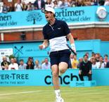 Murray delighted after comeback success