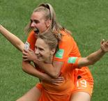 Women's World Cup Review: Record-breaking Miedema takes Netherlands through, Canada qualify too