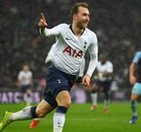 Eriksen strike gifts Spurs dramatic late win