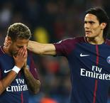 Cavani-Neymar feud talk at PSG overblown, says Neymar Sr