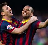 Messi's reliability means Barcelona trust him to deliver titles - Alves