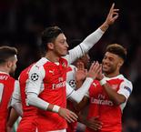 UEFA Champions League: Arsenal 6 - 0 Ludogorets