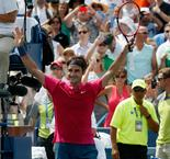 Federer up to second in ATP rankings
