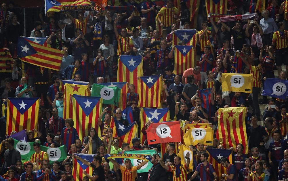 Barcelona to join strike over Catalonia's independence vote