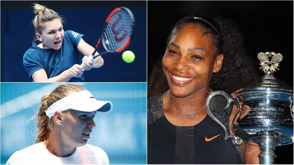Serena recalls health scare after delivery