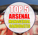 Who's next for Arsenal? Five candidates to replace Wenger