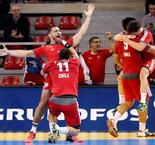 Handball WC 2017 - Belarus 28 Chile 32