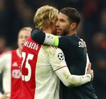 Ramos investigated by UEFA over Ajax comments