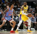 NBA : Les Lakers en déroute à Atlanta