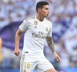 James Calls Bernabeu Return a 'Unique Feeling'