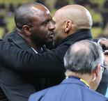 Henry reflects on really 'weird' Vieira reunion