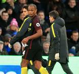 Guardiola welcomes Kompany back for Everton trip