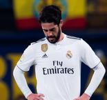 Isco Left Out Of Much-Changed Spain Squad