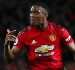 Mourinho 'never gave up' on in-form Martial
