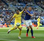 EPL:Leicester City 0 Chelsea 0