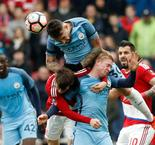 FA Cup: Middlesbrough 0 Man City 2