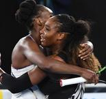 Williams sisters' rivalry in numbers